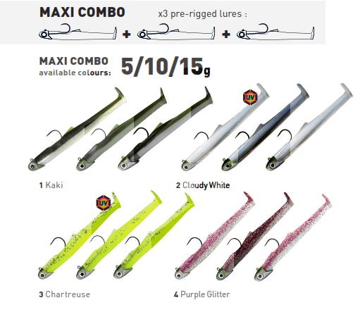 FIIISH – Mud Digger Maxi Combo