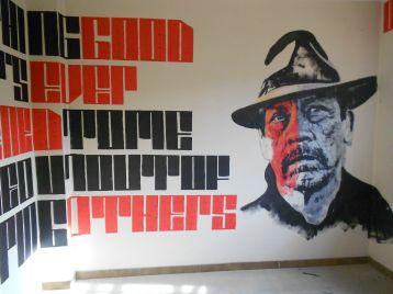 Street Art e Writing a Tirano nel'ex carcere mandamentale di Tirano 17