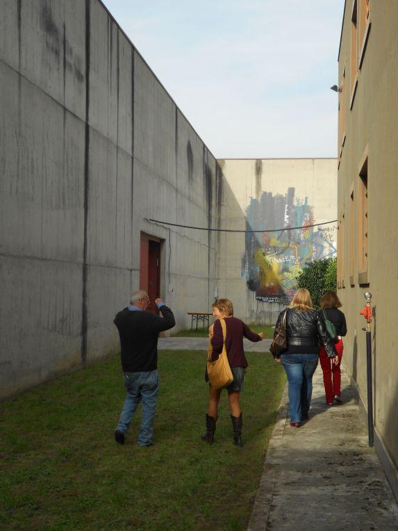 Street Art e Writing a Tirano nel'ex carcere mandamentale di Tirano 54
