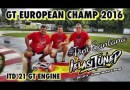 Campeonato de Europa EFRA de 1/8 GT en Zagreb ( Croacia )
