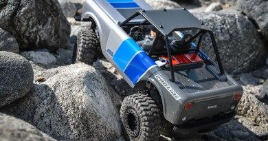 Ambush 1/25 Rock Crawler de Proline! Impresionante :)