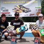 Sergi Franch sigue triunfando en el Campeonato de Cataluña 1/10 Touring Gas !