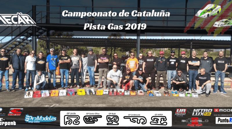 Podiums Pista Gas Cataluña – GP Santa Oliva – Mayo2019