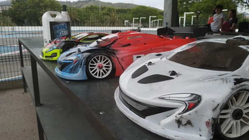 GT8 RC CARS