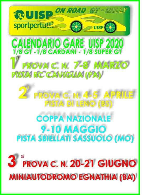 Campionato UISP GT