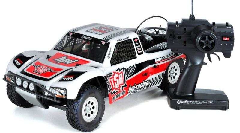 hpi107134 Mini Trophy HPI