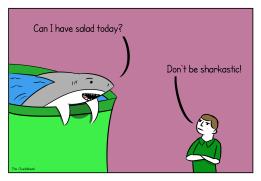 Fishy diet