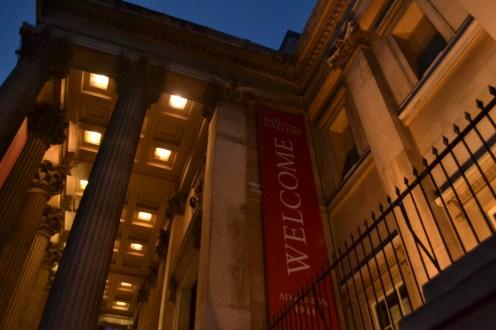 The National Gallery está abierta para todo público sin costo