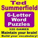 6-Letter Words puzzle magazine