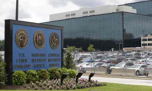 The NSA. Obama's approach has been to offer a modicum of transparency, much of it forced on him by the courts, in place of reform. Photograph: Patrick Semansky/AP