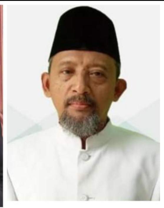 Rois Syuriah PC Nahdlatul Ulama Pacitan Drs. KH. Abdullah Sajad, M. Si