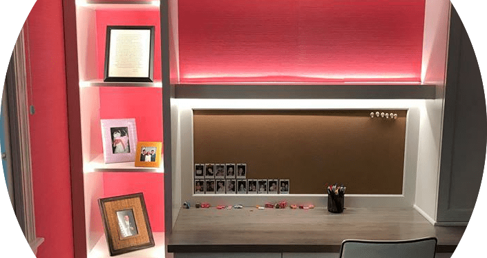 Cabinet Accent Lighting