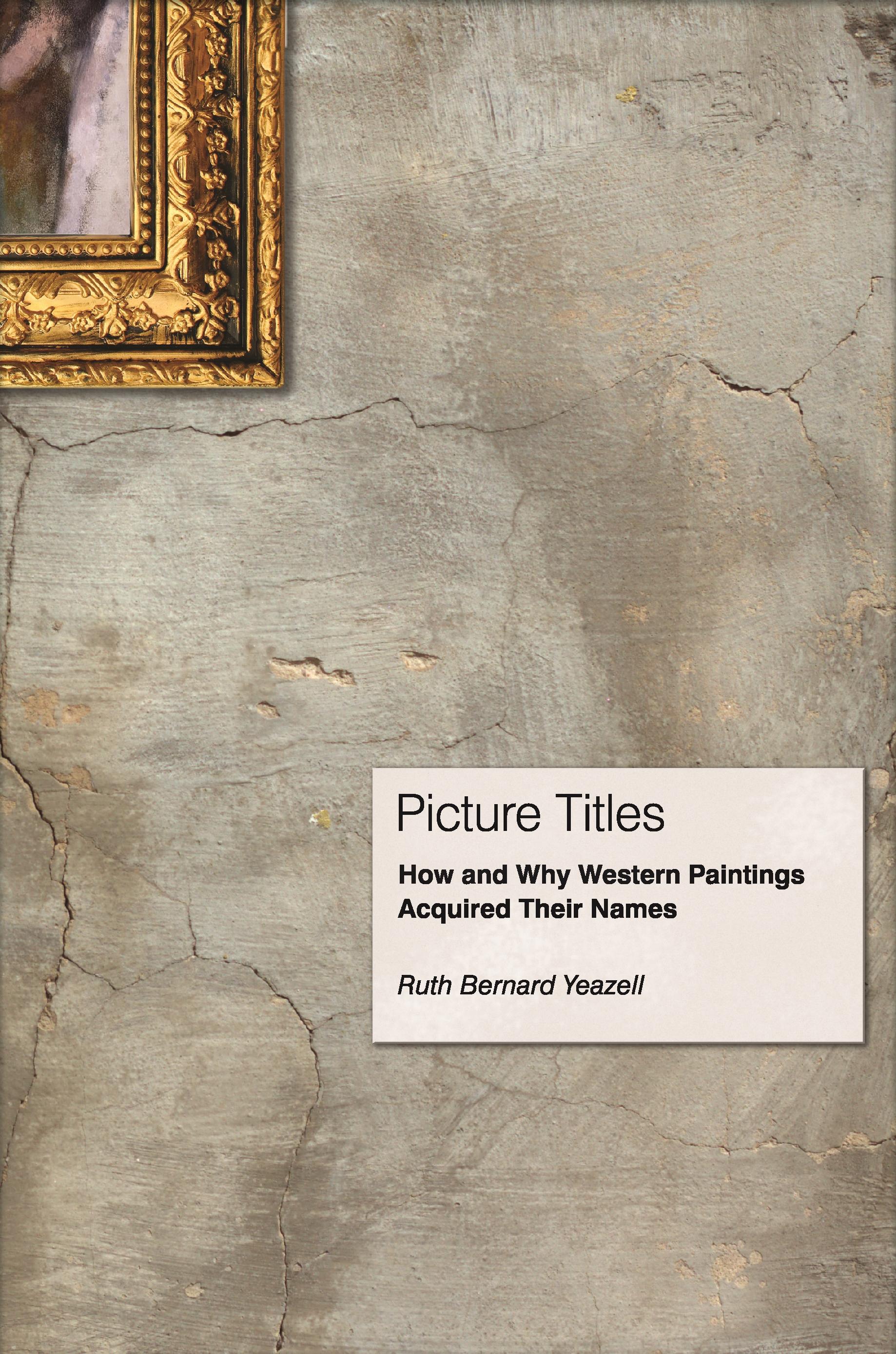 Painting Titles : painting, titles, Picture, Titles, Princeton, University, Press