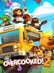 Overcooked 2 SUNS OUT BUNS OUT + ONLINE STEAM V3