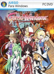 Touhou Genso Wanderer Reloaded + UPDATE V1.04