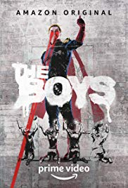 The Boys Amazon Serie