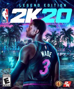 NBA 2K20 DELUXE LEGEND EDITION