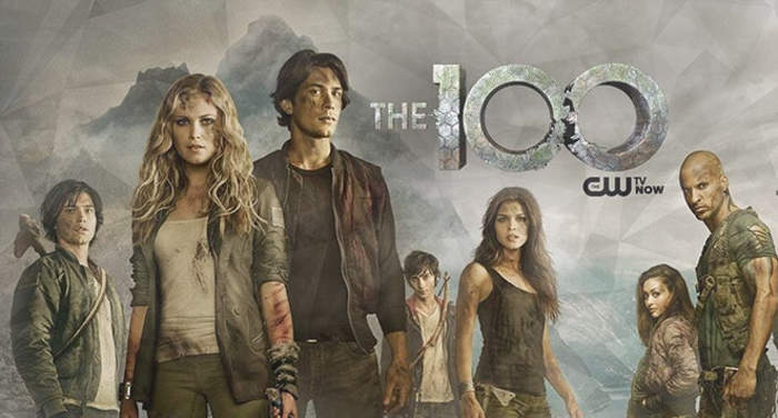 The 100 (Los 100) Latino Completa