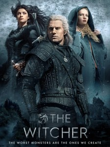 The Witcher Temporada 1 Completa HD