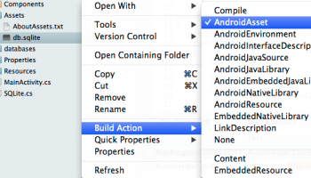 Copy database from assets to databases folder on Android – Pupli