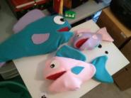 """Fish for a production of """"The Little Mermaid"""""""