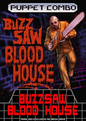 Buzz-Saw Blood House