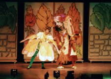 GIANT Puppet Show - Princess Thimbelina and Witch