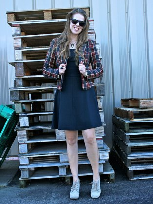 plaid-blazer-blue-BN-dress