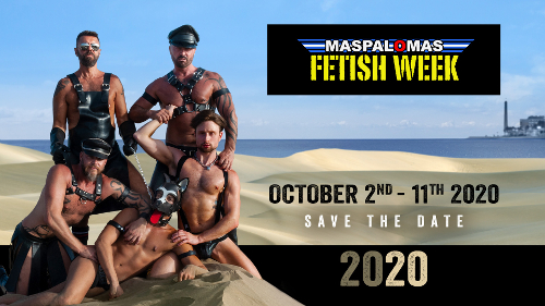 2020-10-02 - Maspalomas Fetish Week 2020