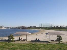 ブログ更新しました。今回は、大田区にある海浜公園をご紹介します♪いきなり白い浜辺が出現してびっくりしました∑(=゚ω゚=;)