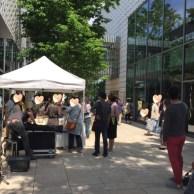 ブログ更新しました。GWに参加した代官山のお祭り、春花祭のご報告とあと2日開催している写真展『残された動物たち』~福島第一原発20キロ圏内の記録~のお知らせです。 http://puppybeans.tokyo/2015/05/13/syunkasai-2/