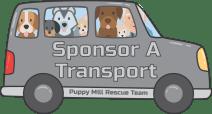 sponsor a transport