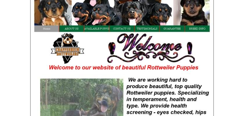 Hillsiderottweilerpuppies.com - Rottweiler Puppy Scam Review