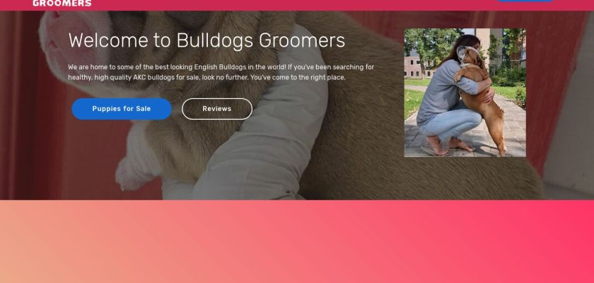 Bulldogs-groomers.com - Bulldog Puppy Scam Review