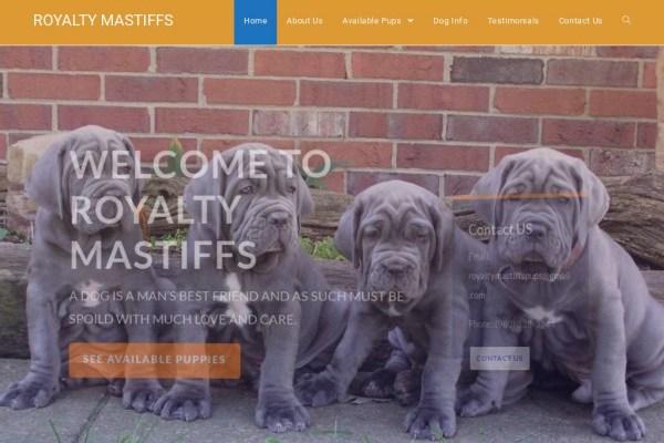 Royaltymastiffs.com - Tibetan Mastiff Puppy Scam Review