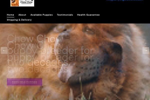 Larrykingchowchow.com - Chowchow Puppy Scam Review