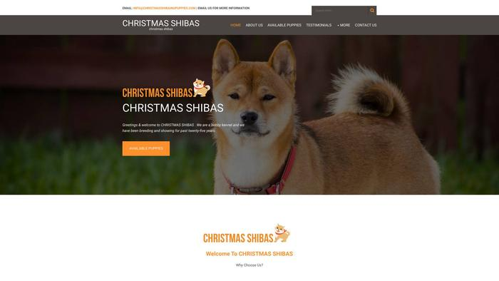 Christmasshibainupuppies.com - Shibhainu Puppy Scam Review