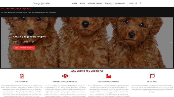 Dannytoypoodle.com - Poodle Puppy Scam Review