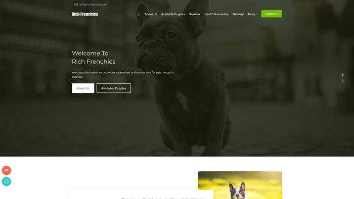 Richfrenchies.com - French Bulldog Puppy Scam Review