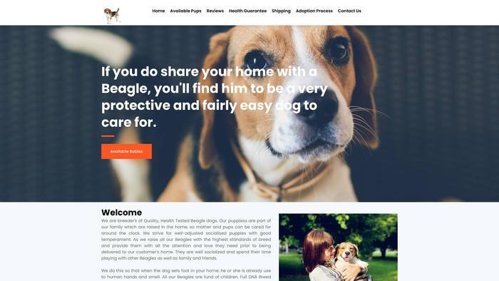 Genuinebeaglehome.com - Beagle Puppy Scam Review