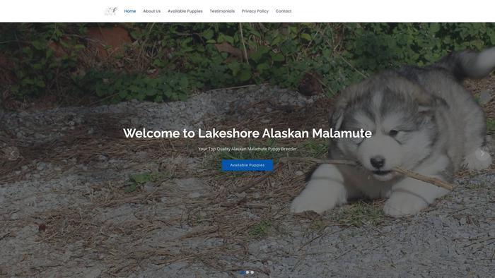Lakeshorealaskanmalamute.com - Malamute Puppy Scam Review