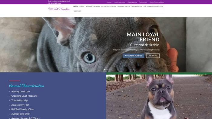 Tandnatfrenchies.com - French Bulldog Puppy Scam Review