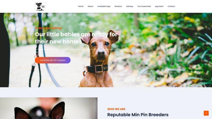 Tinypinschers.com - Doberman Pinscher Puppy Scam Review
