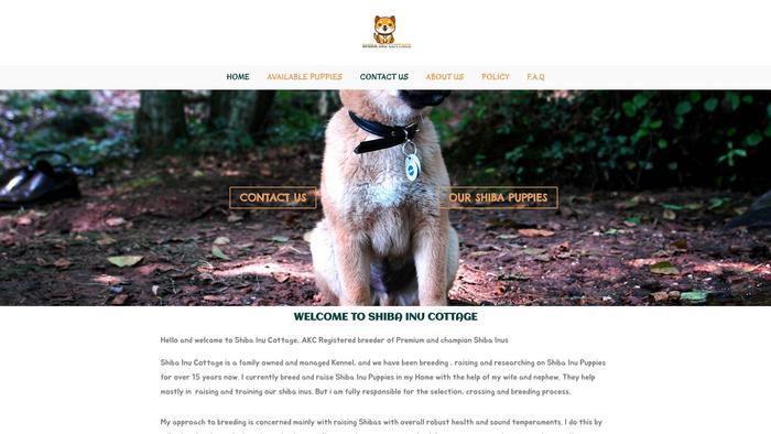Shibainucottage.com - Shibhainu Puppy Scam Review