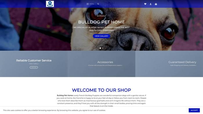 Bulldogpethome.com - French Bulldog Puppy Scam Review