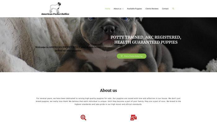Finnamericanpocketbullies.com - French Bulldog Puppy Scam Review