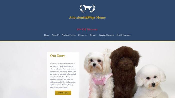 Affectionatepupshome.com - Beagle Puppy Scam Review
