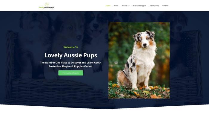 Lovelyaussiepups.com - Australian Shepherd Puppy Scam Review