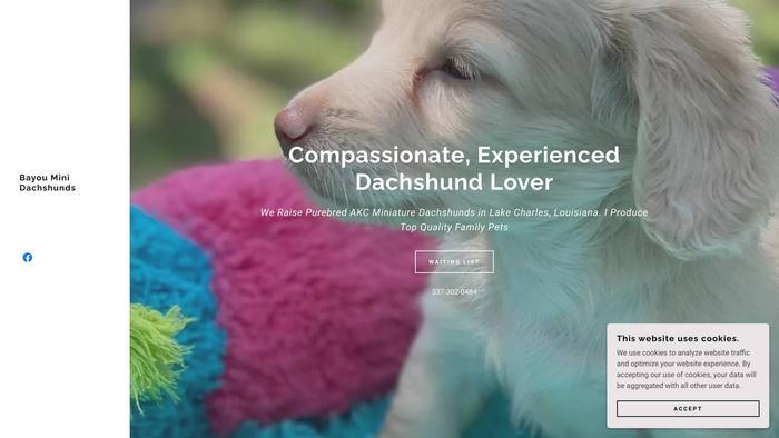 Bayouminidachshunds.com - Dachshund Puppy Scam Review