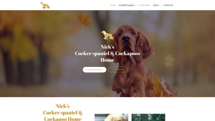 Nickspanielandcockapoos.com - Cockapoo Puppy Scam Review
